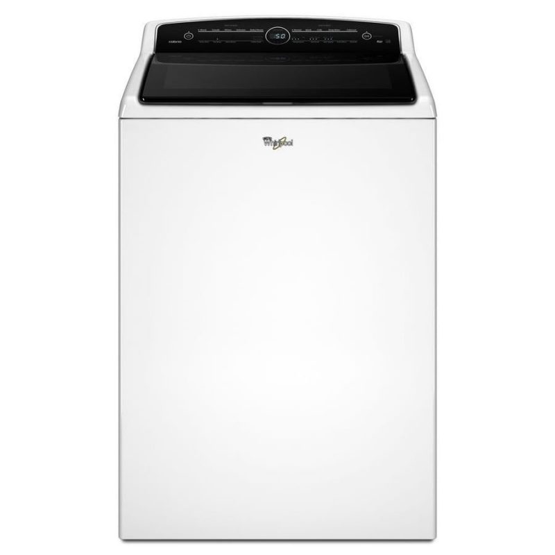White Whirlpool Washer