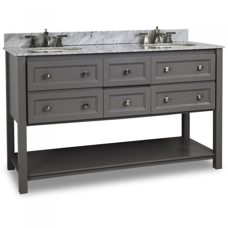"60"" x 22"" x 36"" - Bathroom Vanities"