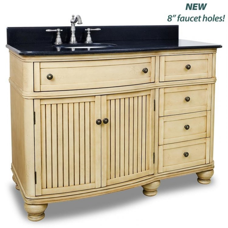 "Bathroom Vanities - 48"" x 23"" x 36"""