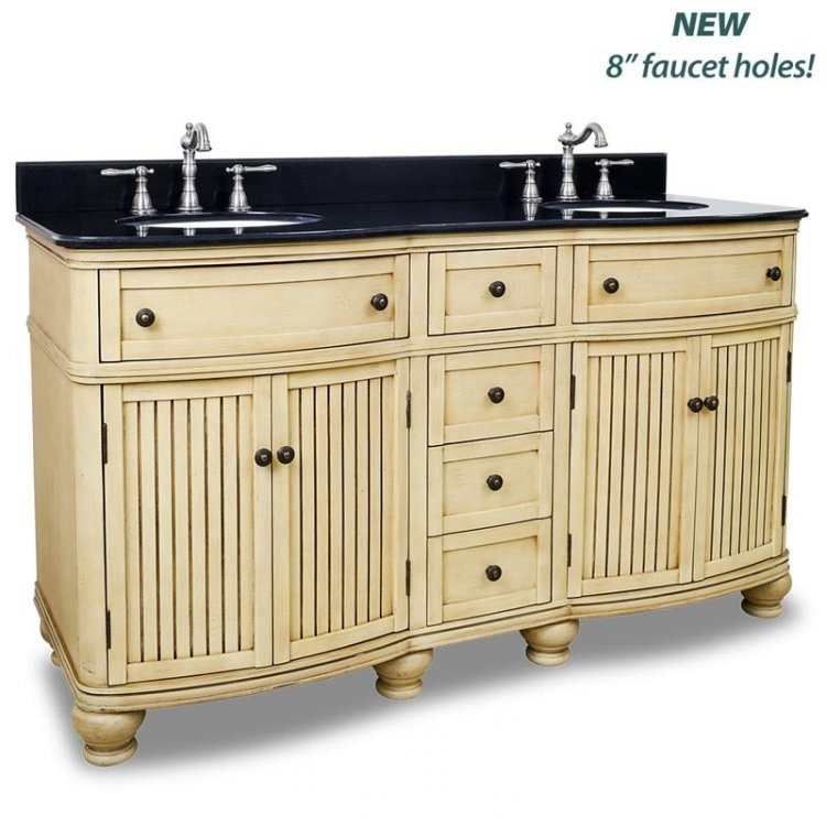 "Bathroom Vanities - 60"" x 23"" x 36"""