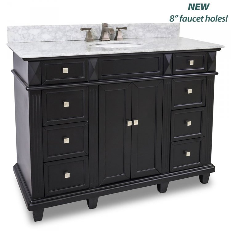 "Bathroom Vanities - 48"" x 22"" x 36"""