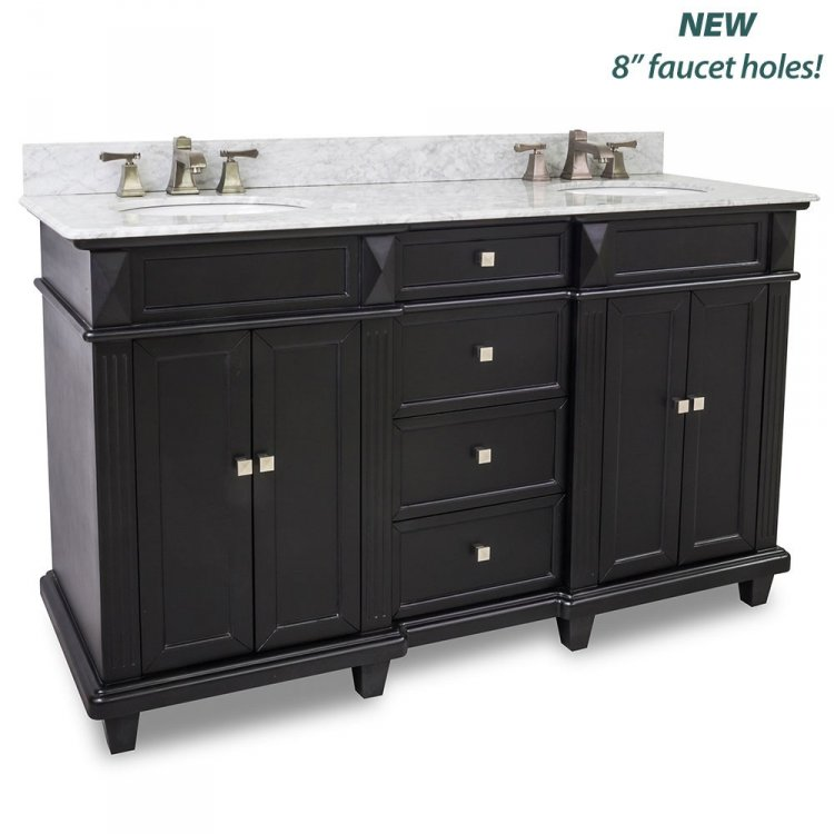 "Bathroom Vanities - 60"" x 22"" x 36"""
