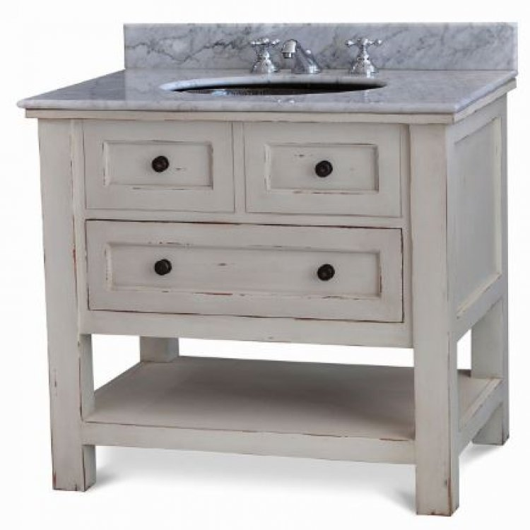 Bathroom Vanities - 35.8H x  35.8W x  24.4D