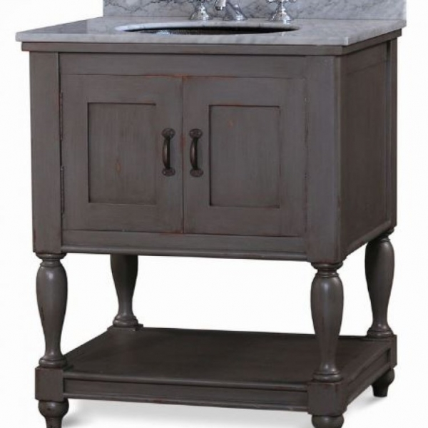 Bathroom Vanities - 34.6H x  28.7W x  24D