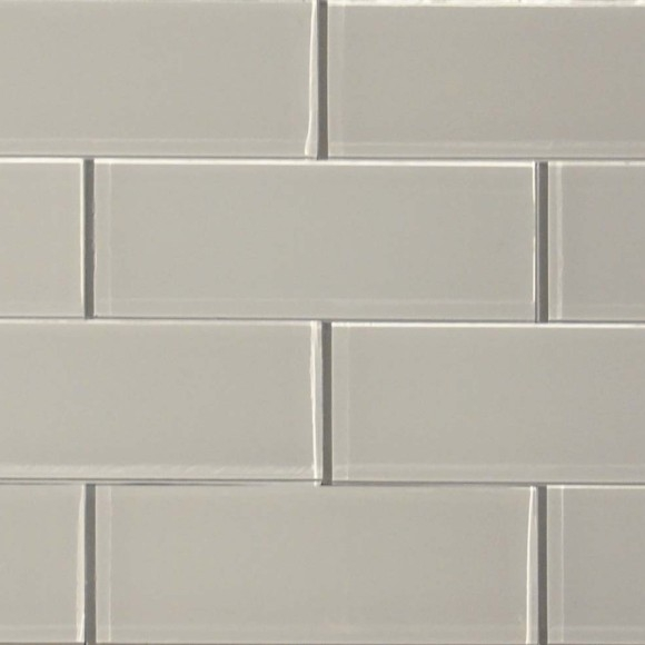 Frost 3x8 Glass Tile