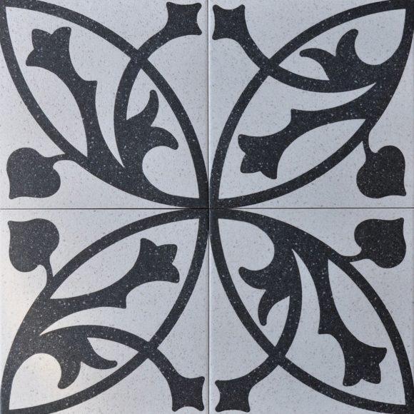 "8x8"" Lalique White"