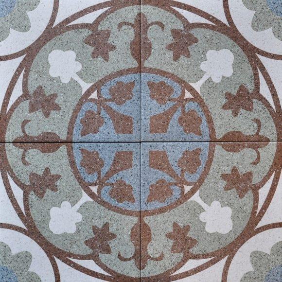 "8x8"" Tiffany Circle"