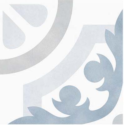 """6x6"""" Porcelain Deco Tile - Gloucester Chic"""