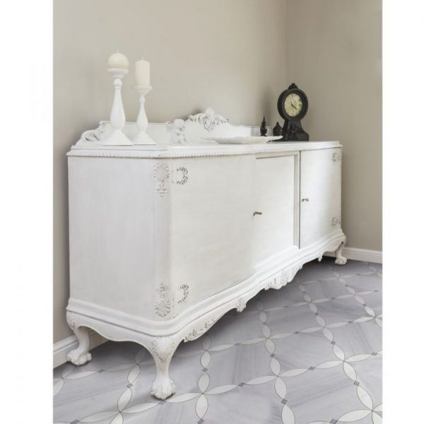 Diamond Trellis Marble