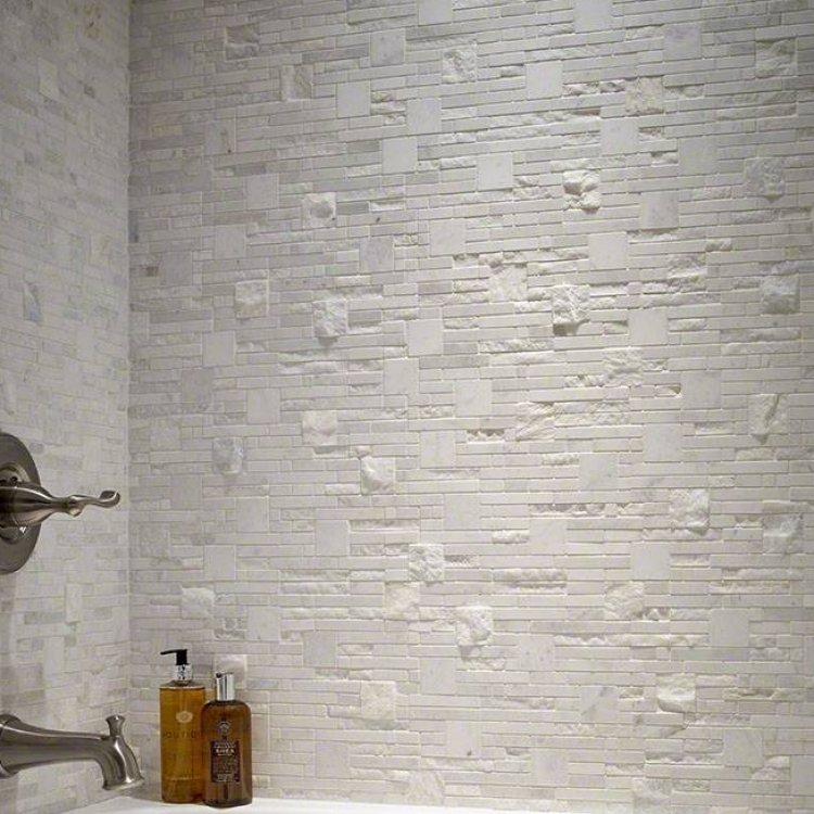 White Marble Opus Pattern