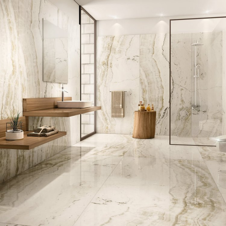 "Our Exclusive 24x48"" Oniks Porcelain Tile"
