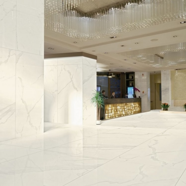 "Our Exclusive 24x48"" Albatros Porcelain Tile"