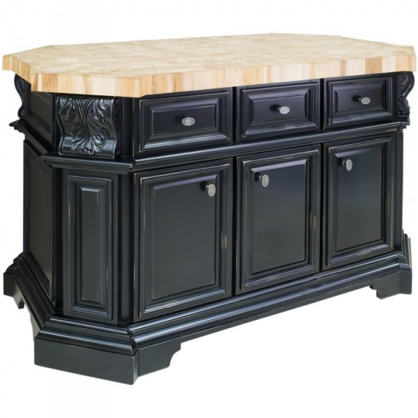 "Kitchen Islands 57-1/2"" x 33-3/4"" x 34-1/8"""