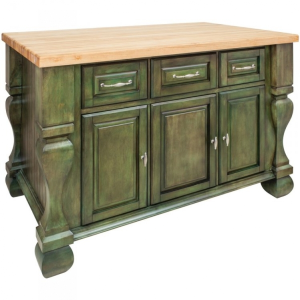 "Kitchen Islands 53-1/2"" x 33-1/2"" x 35-1/2"""