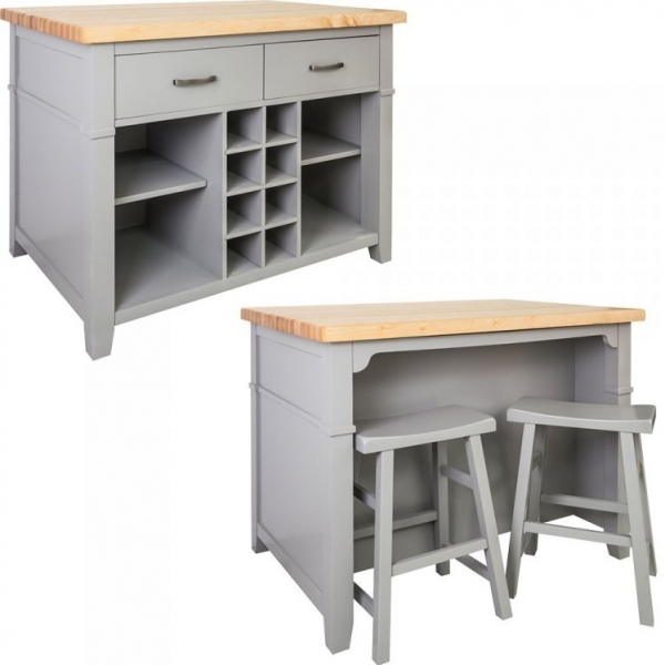 "Kitchen Islands - 45"" x 30"" x 34-1/4"""