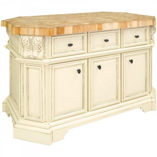 "Kitchen Islands - 57-1/2"" x 33-3/4"" x 34-1/8"""