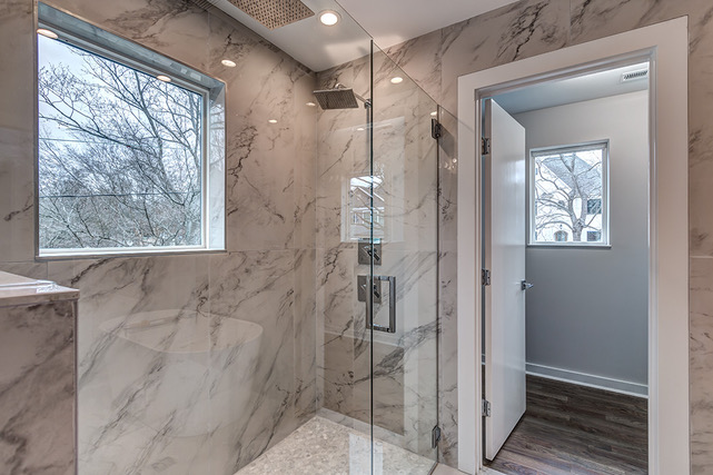 Large Format Tile Ideas In Charlotte Nc Queen City