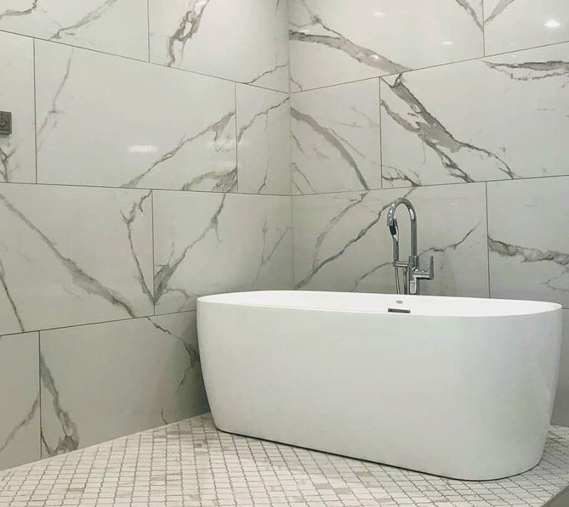 24x48 Barici Bianco Porcelain Tile