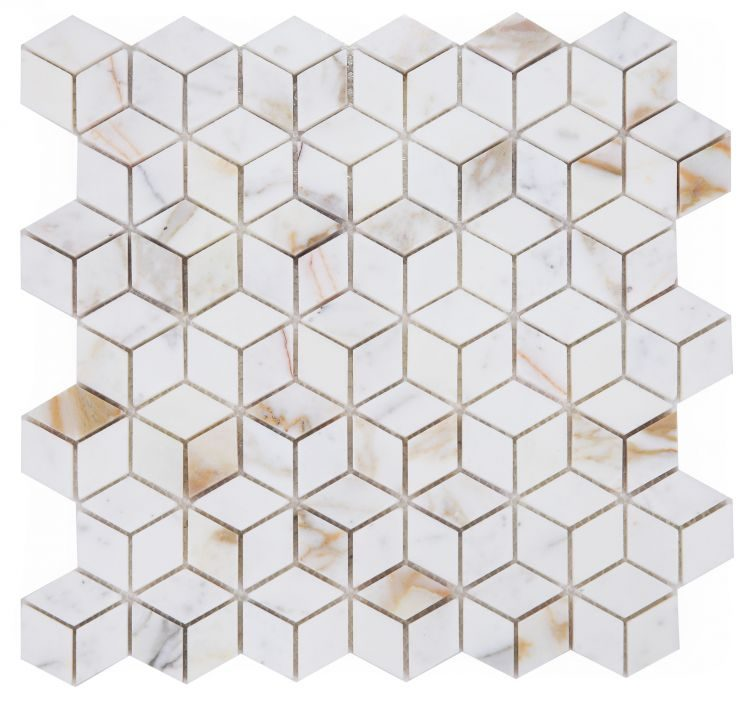 Cubic Calacatta Gold
