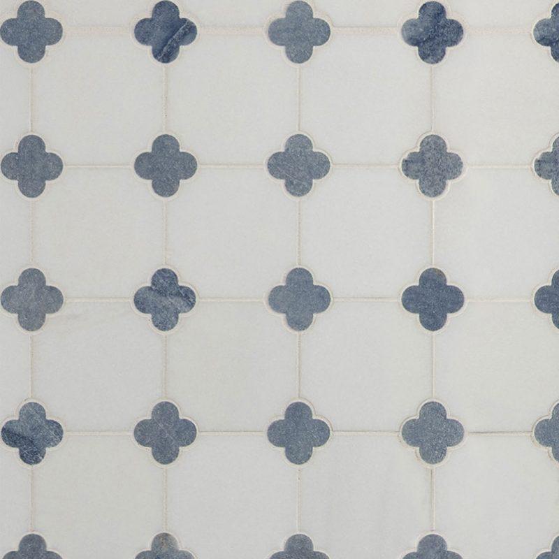Blue Floret