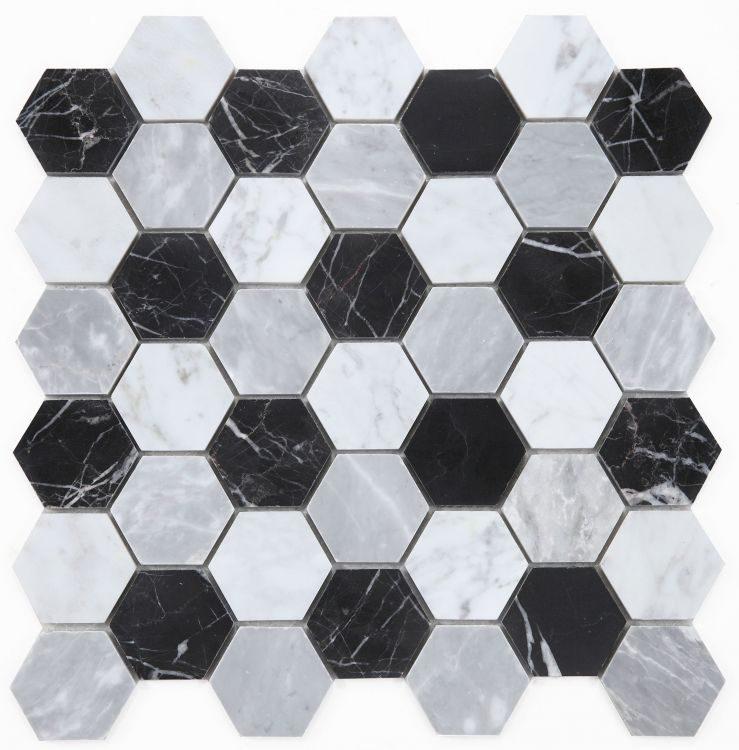 Hexagon Moonlight