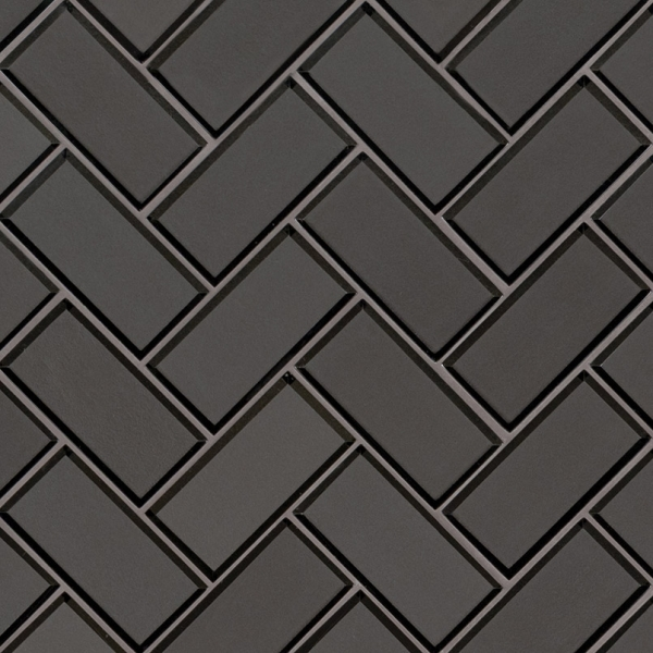 Metallic-Gray-Herringbone
