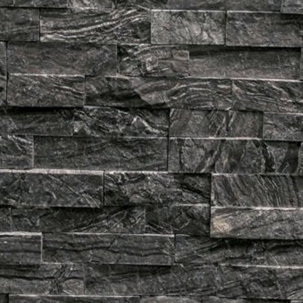 Black-Oak-Marble-Stacked-Stone-Splitface-Finish