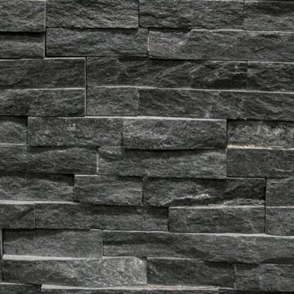 Black-Quartzite-Splitface-Finish