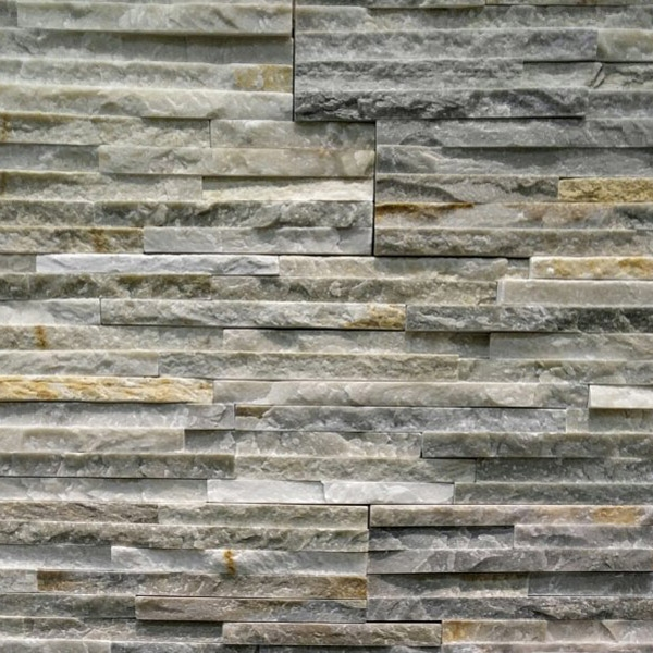 Honey-Gold-Quartzite-Stacked-Stone-Pencils-Splitface-Finish
