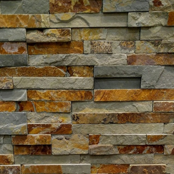 Rusty-Slate-Stacked-Stone-Splitface-Finish