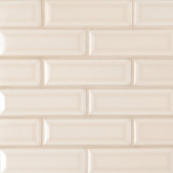 2x6 Off White Subway Tile