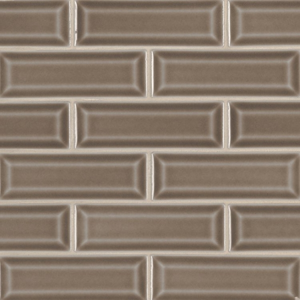 2x6 Taupe Subway Tile