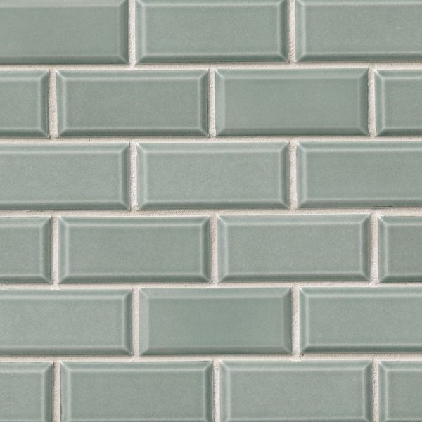 2x4 Teal Subway Tile