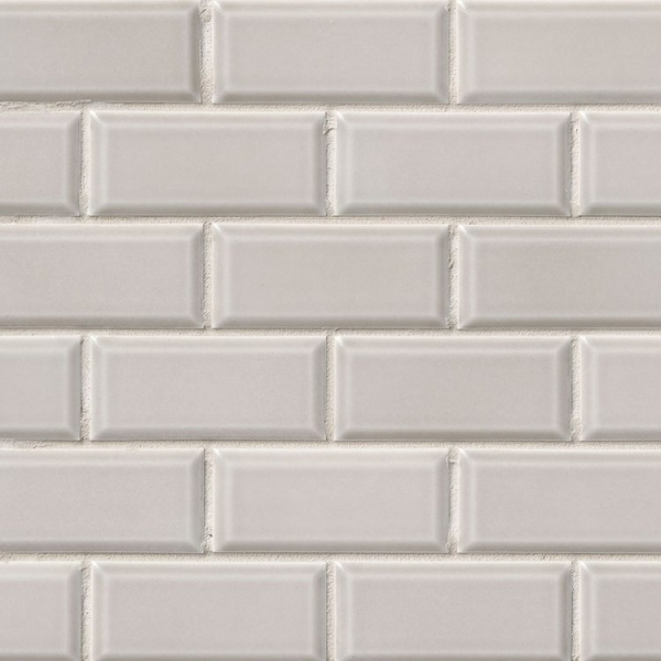 2x4 Smoke Subway Tile