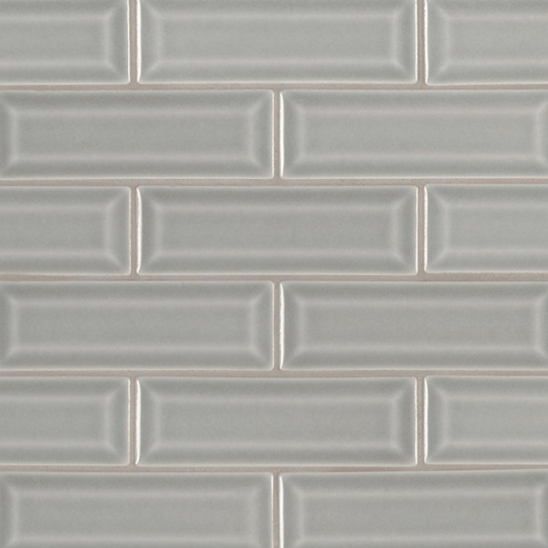 2x6 Morning Fog Subway Tile