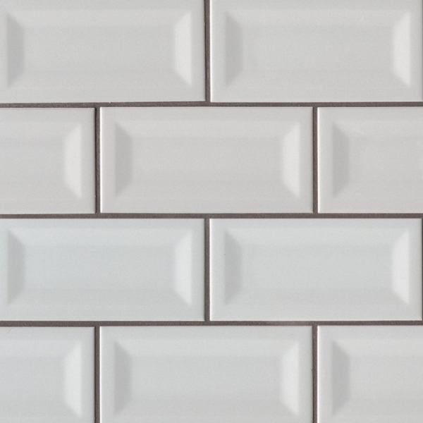 3x6 Inverted Grey Subway Tile