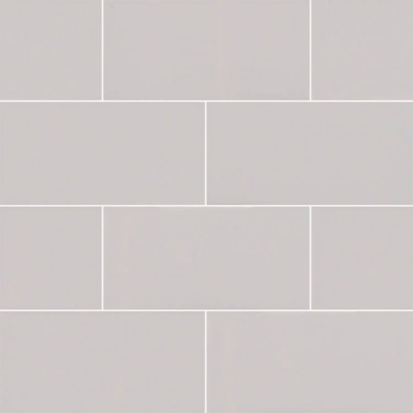3x6 Grey Subway Tile