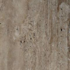 2 Walnut Travertine Vein Cut, Brushed Finish