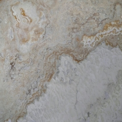 5 Gold River Travertine Filled & Honed