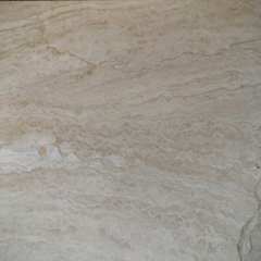 9 Cream River Travertine Filled & Honed