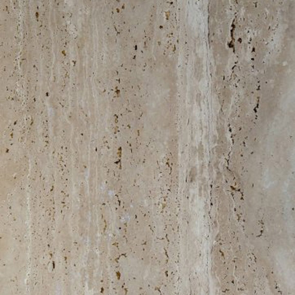 Ivory Travertine Vein Cut Brushed Finish