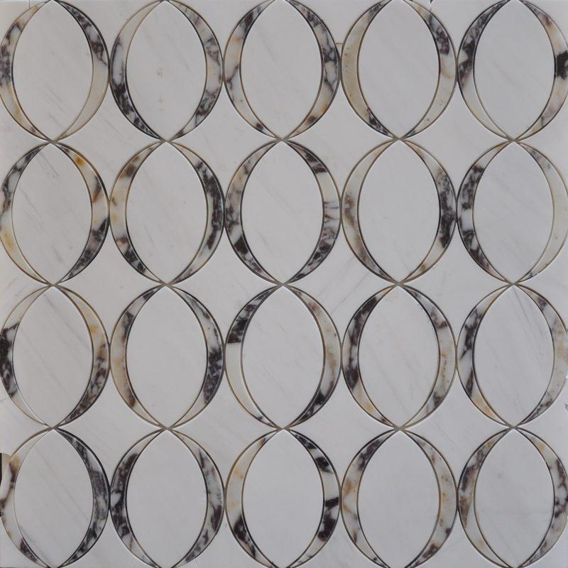 Sigma Waterjet Cut Mosaic