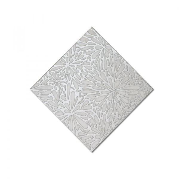 Diamond Satin Floral