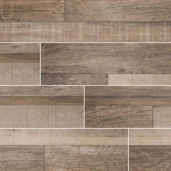 Sage Sierra Wood Look Porcelain Tile