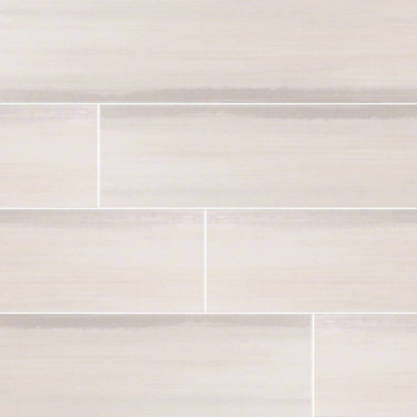 Bianco Watercolor Wood Look Porcelain Tile