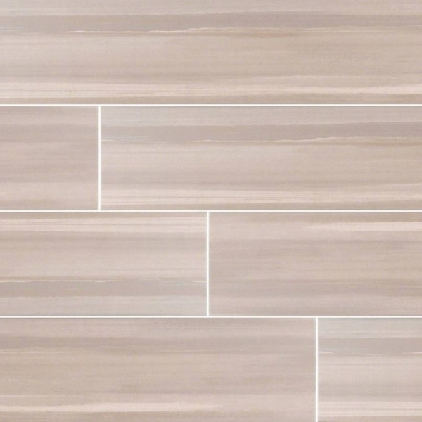Grigio Watercolor Wood Look Porcelain Tile