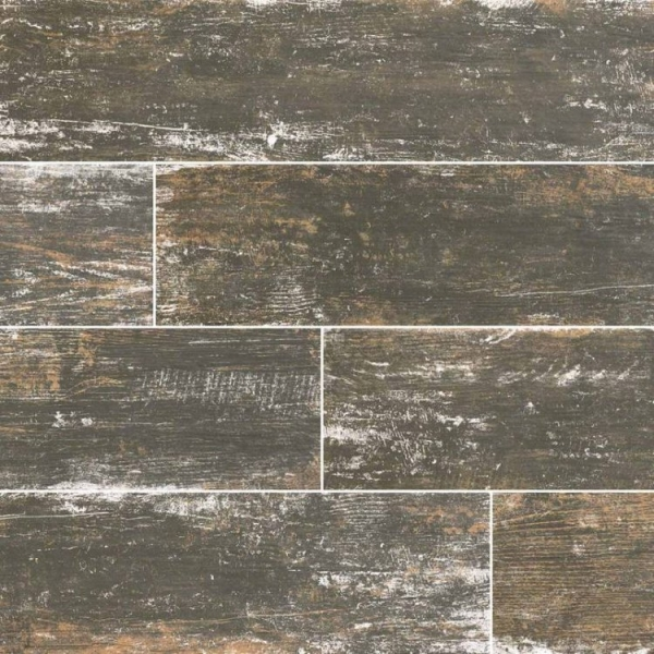 Copper Vintage Wood Look Porcelain Tile