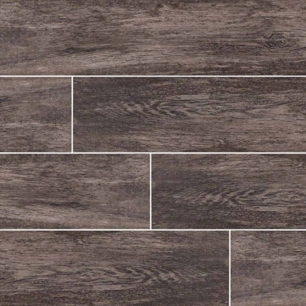 Nero Upscape Wood Look Porcelain Tile