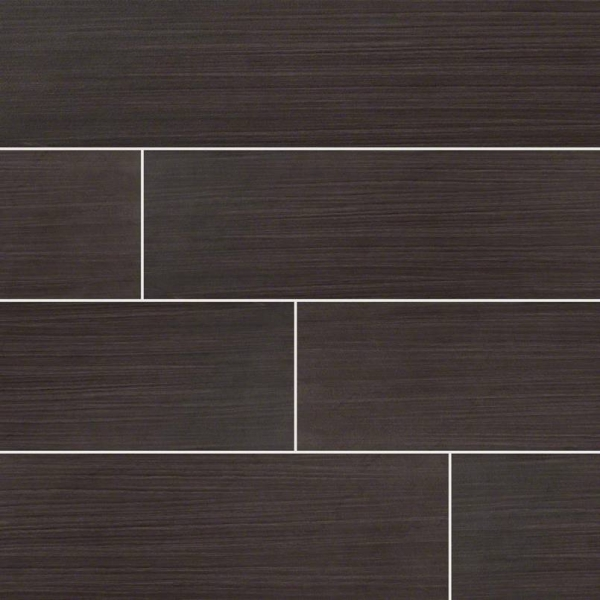 Ebony-Sygma Wood Look Porcelain Tile