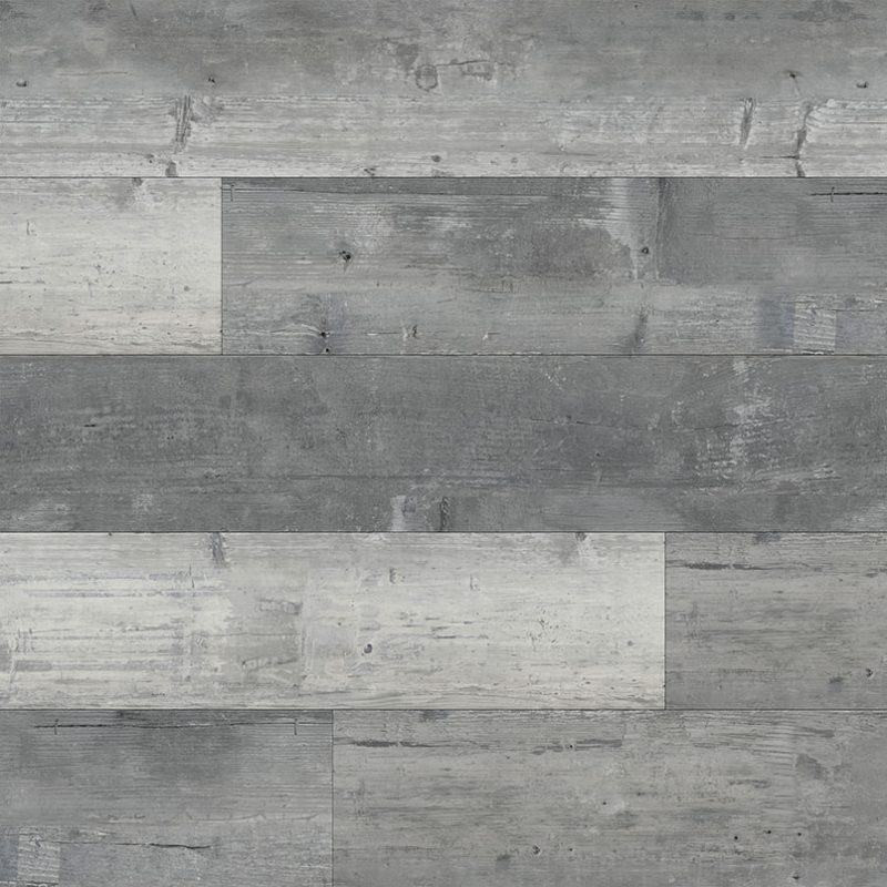 """7x48"""" Andover Kingsdown White Vinyl Plank"""